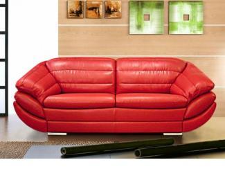 диван прямой Элит 50А седафлекс - Мебельная фабрика «Элфис»