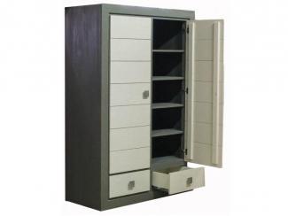 Шкаф КМШБ-22.2 из массива сосны - Мебельная фабрика «Домашняя мебель»