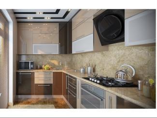 Кухня угловая Карли пластик - Мебельная фабрика «Вариант М»