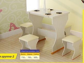 Обеденная группа 2 - Мебельная фабрика «Премьер мебель»