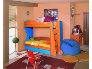 Детская Командор 1 - Мебельная фабрика «Аристократ»