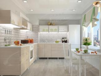 Кухня угловая «Bianco Юнит» - Мебельная фабрика «Ладос-мебель»