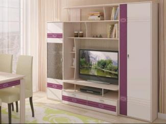 Гостиная стенка Симфония 6.12 - Мебельная фабрика «Витра»