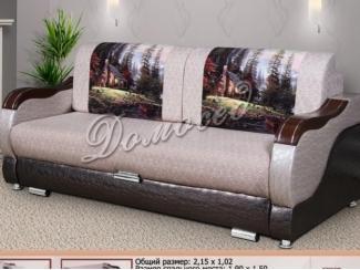 Диван прямой Фаворит 5 - Мебельная фабрика «Домосед»