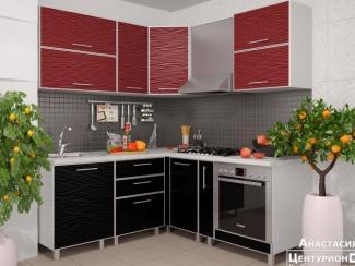 Кухонный гарнитур угловой Анастасия 3