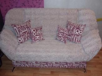 Диван прямой Бриз Дот Ворд - Мебельная фабрика «Диваны от Ани и Вани»