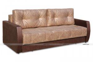 Раскладной диван МВС Гольф Ромб Тройка еврокнижка  - Мебельная фабрика «Фабрика МВС»
