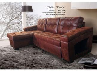 Диван с оттоманкой Кредо - Мебельная фабрика «Вариант-М»