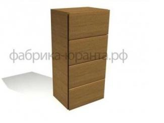 Высокий комод ГШ-230 Аморе  - Мебельная фабрика «Юранта»