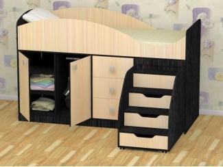 Кровать-чердак Стрелка - Мебельная фабрика «Пирамида», г. Краснодар