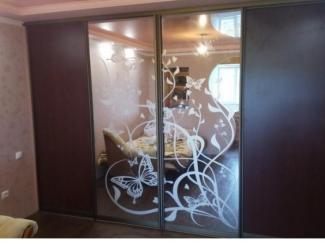 Шкаф Пескоструй 001 - Мебельная фабрика «Гранд Мебель 97»