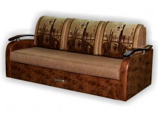 Диван прямой Карина 2 ТТ - Мебельная фабрика «Мечта»