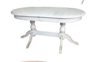 Стол обеденный Кардинал 3 - Мебельная фабрика «Феникс-М»