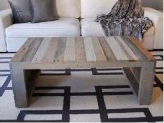 Журнальный стол из дерева - Мебельная фабрика «ДЕФИ»