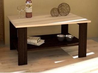 Прямоугольный журнальный стол 6 - Мебельная фабрика «Гермес»