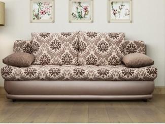 Мягкий прямой диван  - Мебельная фабрика «POBEDA.»