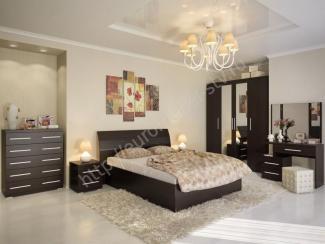 Спальный гарнитур Скарлет венге