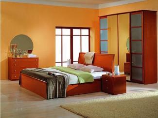 Спальный гарнитур Лагуна - Мебельная фабрика «Дизайн-мебель»