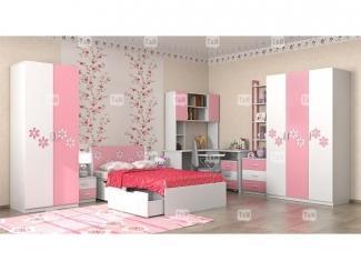 Детская мебель Pinkflower - Мебельная фабрика «ТомиНики»