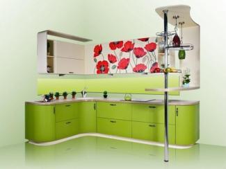 Кухонный гарнитур угловой Папавери - Мебельная фабрика «Cucina»