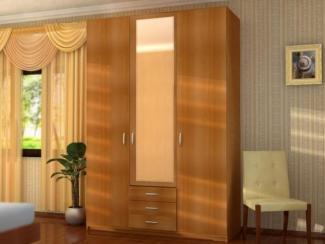 Шкаф 3 х створчатый с ящиками - Мебельная фабрика «Авалон», г. Волжск