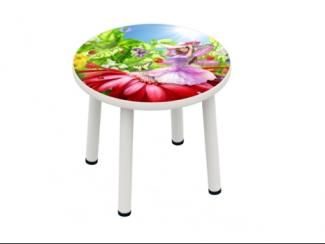 Табурет для девочки - Мебельная фабрика «Мебель от Михаила»