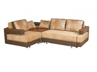 Угловой диван Конкорд-3 - Мебельная фабрика «СибМебель»