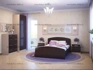 Спальня Элеонора-1 - Мебельная фабрика «МЭК»