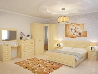 Спальный гарнитур Лолита-клен