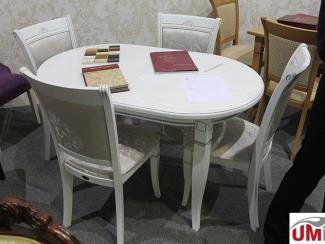 Мебельная выставка Краснодар: Обеденная зона - Мебельная фабрика «Sedie Tavoli»