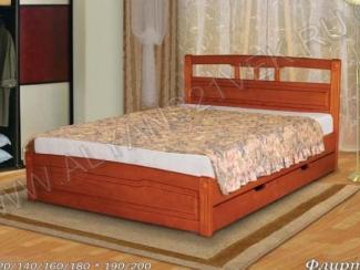 Кровать Флирт 2 - Мебельная фабрика «Альянс 21 век»