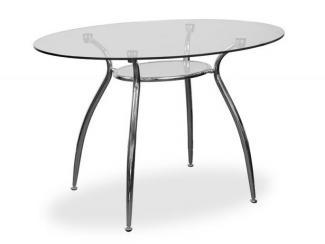 Стол стеклянный А 685 - Импортёр мебели «AERO (Италия, Малайзия, Китай)»