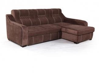 Мальта угловой диван-кровать с шезлонгом - Мебельная фабрика «Ваш день» г. Кострома
