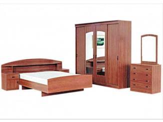 Спальня Интрига-2 ЛДСП - Мебельная фабрика «Гамма-мебель»