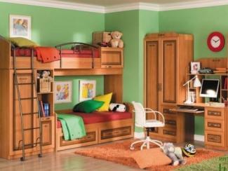 детская Аврора - Мебельная фабрика «Любимый дом (Алмаз)»