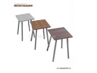 Табурет на металлокаркасе  - Мебельная фабрика «Мебельщик»