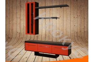 Гостиная Престиж 6 - Мебельная фабрика «Крокус»