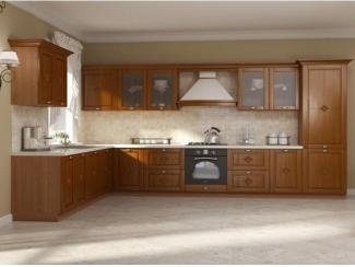 Функциональная угловая кухня Камила - Мебельная фабрика «Alva Line»