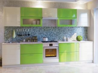 Кухня прямая Лора - Мебельная фабрика «Ник (Нижегородмебель)»