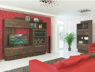 Гостиная Адель Компл 4 - Мебельная фабрика «МСТ. Мебель»
