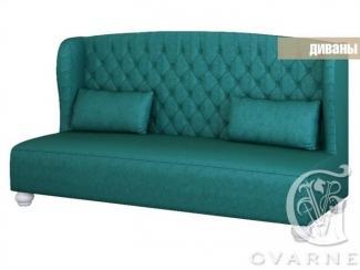 Яркий зеленый диван Vegas - Мебельная фабрика «Гварнери»