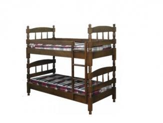 Кровать Двухъярусная разборная  - Мебельная фабрика «ВладМебСтрой»