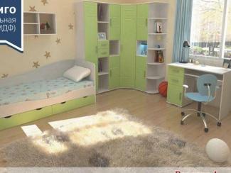 Детская Индиго - Мебельная фабрика «Мэри-Мебель»