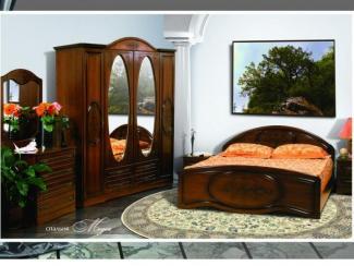 Спальня Медея - Мебельная фабрика «ЭдРу-М»
