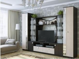 Гостиная модульная Гамма-15 - Мебельная фабрика «Северная Двина»