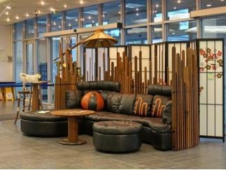 Стильный диван ISLE D'PALM (Айл де Палм) - Импортёр мебели «Arredo Carisma (Австралия)»
