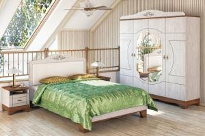 Спальня Мэдисон - Мебельная фабрика «Мебель-Неман», г. Гродно