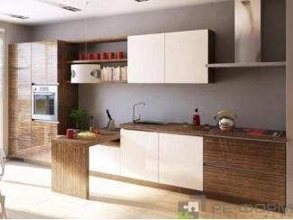 Прямая кухня Модерн 007 - Изготовление мебели на заказ «Ре-Форма»