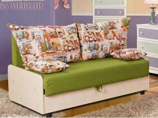 Диван прямой «Юниор» - Мебельная фабрика «Элегант К», г. Екатеринбург