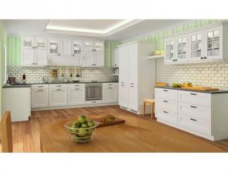Кухонный гарнитур угловой Гретта